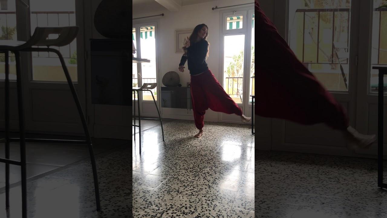 La danse des méridiens