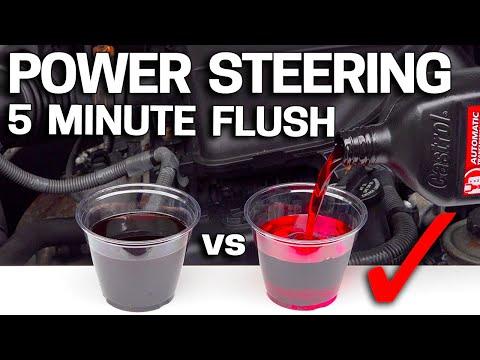 How to Change Power Steering Fluid in 5 Minutes - DIY Easy