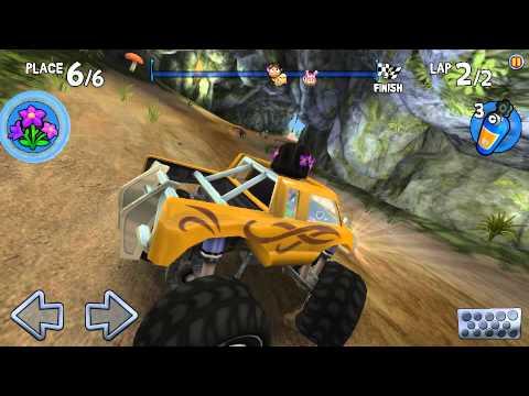 Beach buggy blitz # เกมส์แข่งรถ ที่ทำให้โมโห