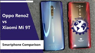 Oppo Reno2 vs Xiaomi Mi 9T - Midrange Smartphone with Pop-Up Camera Comparison - Shiny Phones!