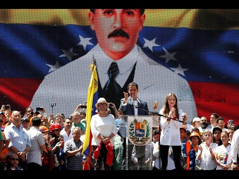 In Venezuela, protests over aid mount amid humanitarian and political crises Mp3
