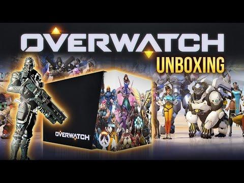 Распаковка: Overwatch -