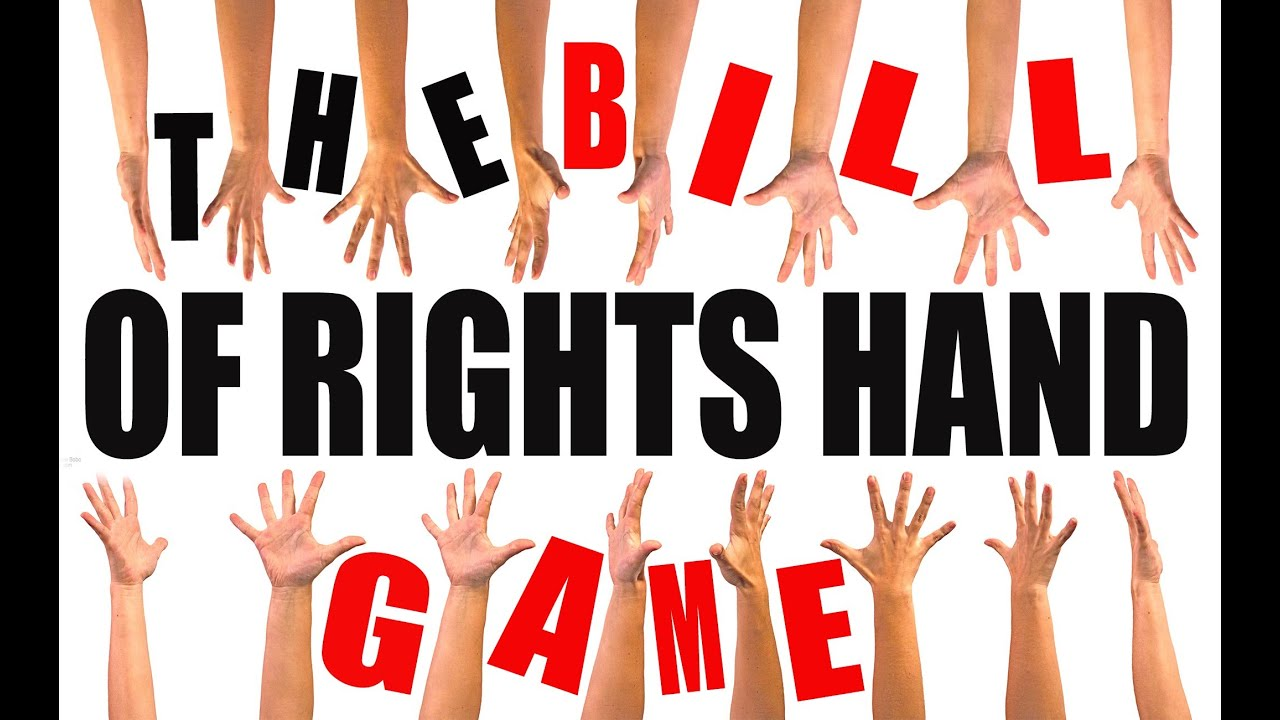 The Bill of Rights Hand Game US History Review YouTube – Bill of Rights Worksheet High School