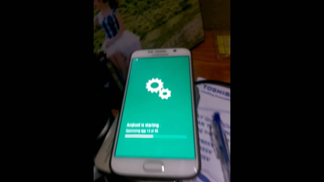 Điện thoại/Tablet - Sửa fix lỗi Samsung Galaxy S6 Sprint G920P mất