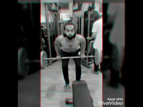 Hard workout motivational video by Dev Basista and editing by Aakash basista
