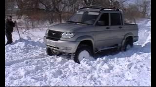 уаз патриоты 2012 хабаровск
