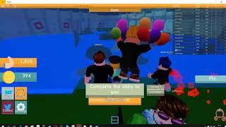 Roblox 💪 Dominus Lifting Simulator v2 1 díl Pat hol