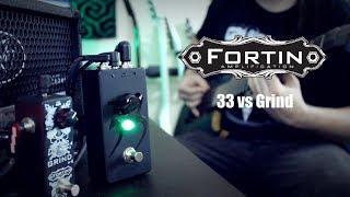 Fortin 33 vs Grind