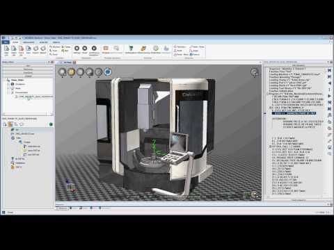 Document creation | Features | NCSIMUL MACHINE