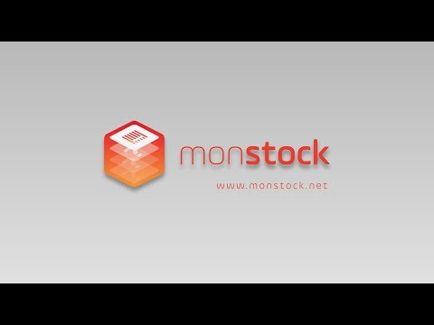 MONSTOCK: stock and inventory management software Cloud + mobile