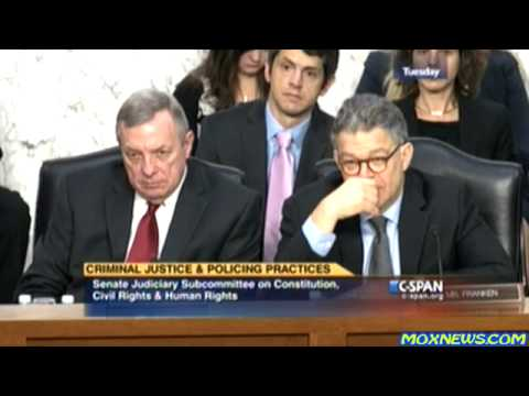 Senate Hearing On Criminal Justice And Policing Practices