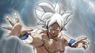 Goku Ultra Instinct Is An ANGEL FORM