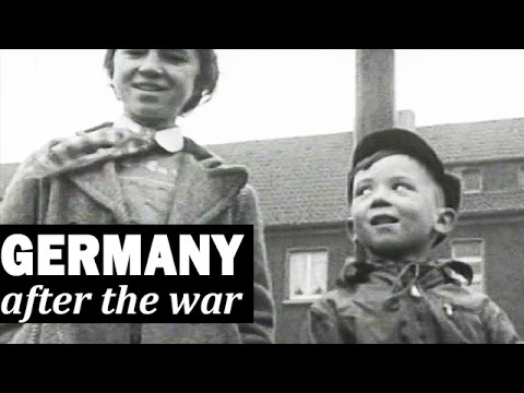 Germany After the War | A Family of the Industrial Ruhr | Documentary | 1958