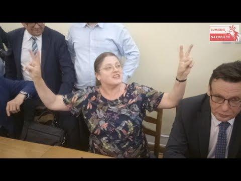 PO Nowoczesna dzicz w sejmie robi cyrk na komisji sprawiedliwości
