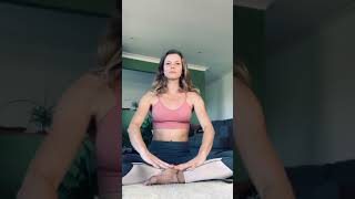 Monday Yoga with Nicole // Stress Less Week // Session 2, 2021