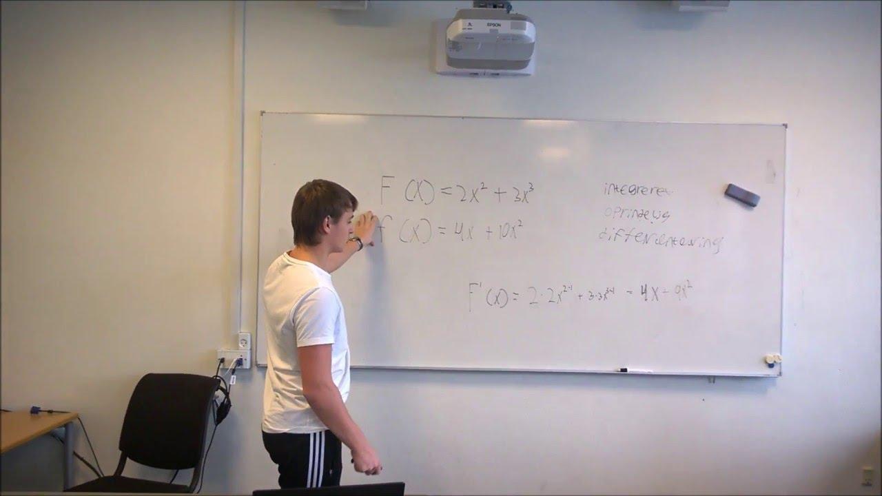 video om integral regning