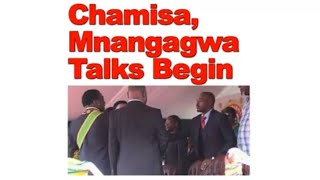 Chamisa And Mnangagwa Talks Begin, Chiwenga ED Salaries Revealed, OPC us$ 10 Million