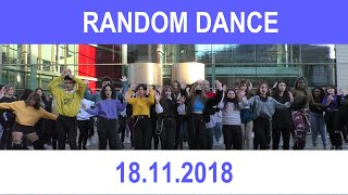 [PART 8.2] KPOP RANDOM DANCE GAME   STUTTGART GERMANY   17.11.18