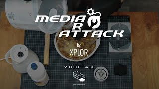 Media Art Attack: XPLOR Ambience Vibe Object