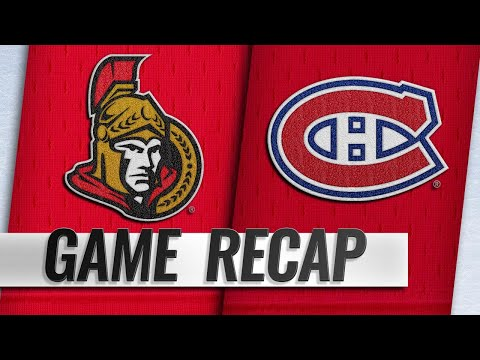 Claude Julien earns 600th win as Habs top Senators