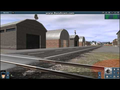 Train Simulator 15 and Trainz 12 Railfanning  