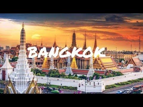 Bangkok,Thailand with Veena World Jan 2018