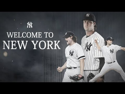 Welcome to New York, Gerrit Cole | New York Yankees
