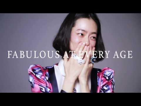 ファビュラスに輝く5人の女たち 30代 市川実日子(女優)