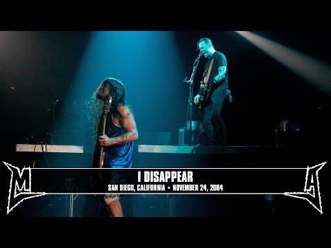Metallica: I Disappear (MetOnTour - San Diego, CA - 2004) Thumbnail image