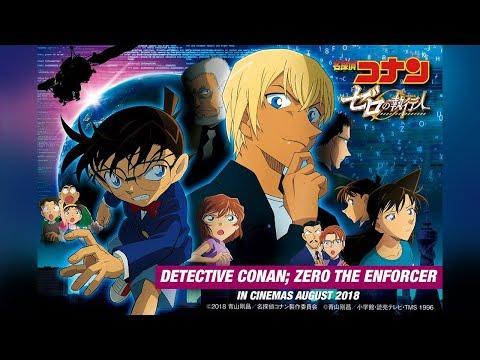 DETECTIVE CONAN: ZERO THE ENFORCER Official Indonesia Trailer
