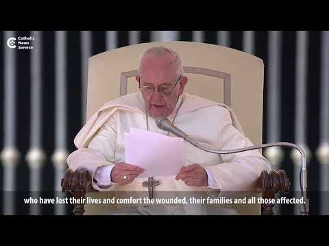 Pope prays for Mexico