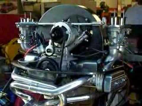 Daryl Myers 2332cc 172 HP street engine