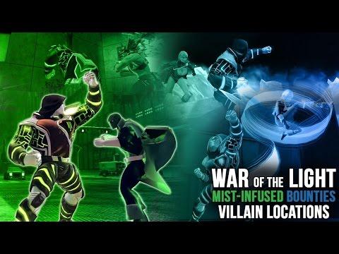 DCUO: Villain