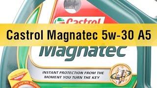 Моторное масло Castrol Magnatec A5 5w-30
