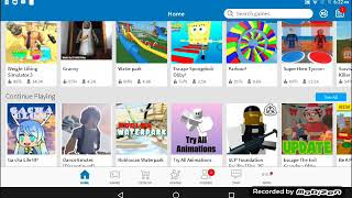 Try all animation/Roblox