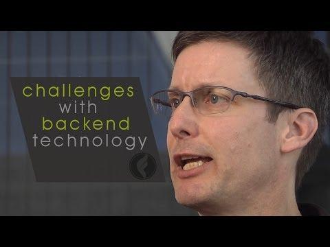 Game Backend Tech Challenges w/ Patrick Wyatt