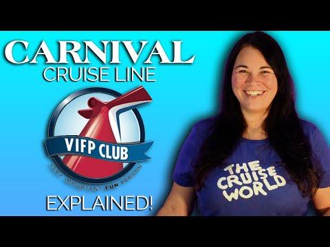 CARNIVAL VIFP CLUB