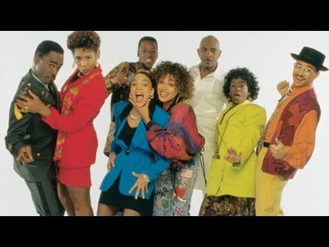 Dawnn Lewis & Quencie Sing 'A Different World'