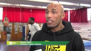Boxe : le Verriérois Ahmed El Mousaoui vise la ceinture européennne