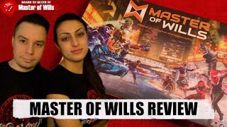 Master Of Wills Video Review