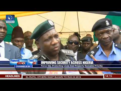 Police To Step Up Security Of Lives,Property Across Nigeria