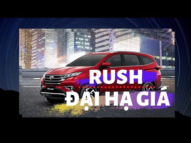 Toyota Rush 2018 Chính Thức Ra Mắt 8/2018 Tại Việt Nam