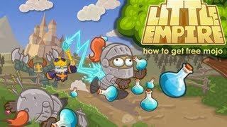 Little Empire - How To Get Free Mojo (TapJoy)