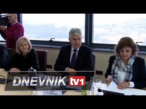 Dodik i Čović u zajedničkom napadu na opoziciju