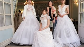 Главные свадебные тренды весна-лето 2017