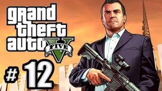 Grand Theft Auto 5 Gameplay Walkthrough Part 12 - Mr. Phillips