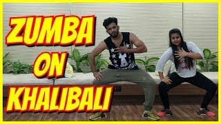 Khalibali | Padmaavat | Zumba Fitness Workout | Dance |Ranveer Singh|Deepika Padukone|Shahid Kapoor