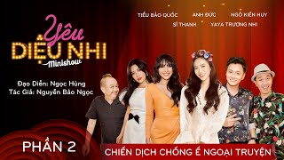 Minishow Diệu Nhi_Hài 2018_Phần 2(full): Chú Tiểu Bảo Quốc, Anh Đức, Sĩ Thanh, Ngô Kiến Huy, Yaya