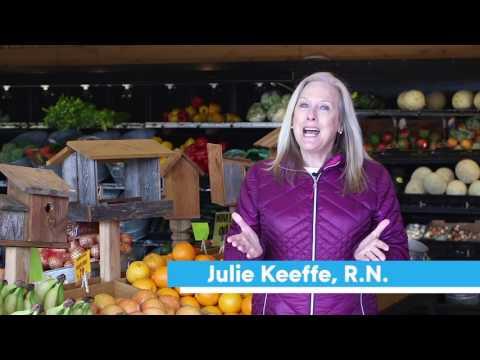 CHPW Nurse Julie: Fruit is Important