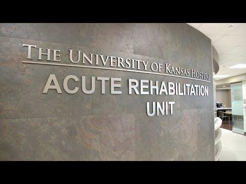 New World-Class Rehabilitation Center Opening